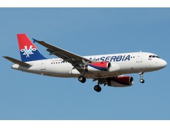 Air Serbia возобновляет полеты из Белграда в Софию