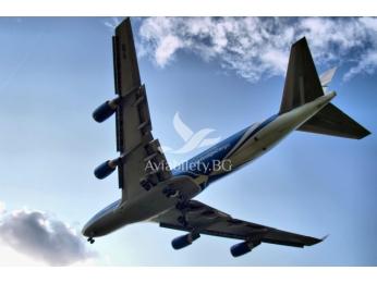 Увеличивается количество полетов из Бургаса и Варны до Москвы